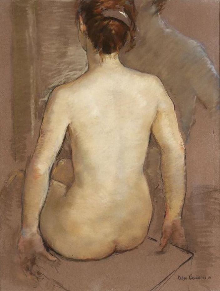 Катя Гриднева (Katya Gridneva), Картина - 29