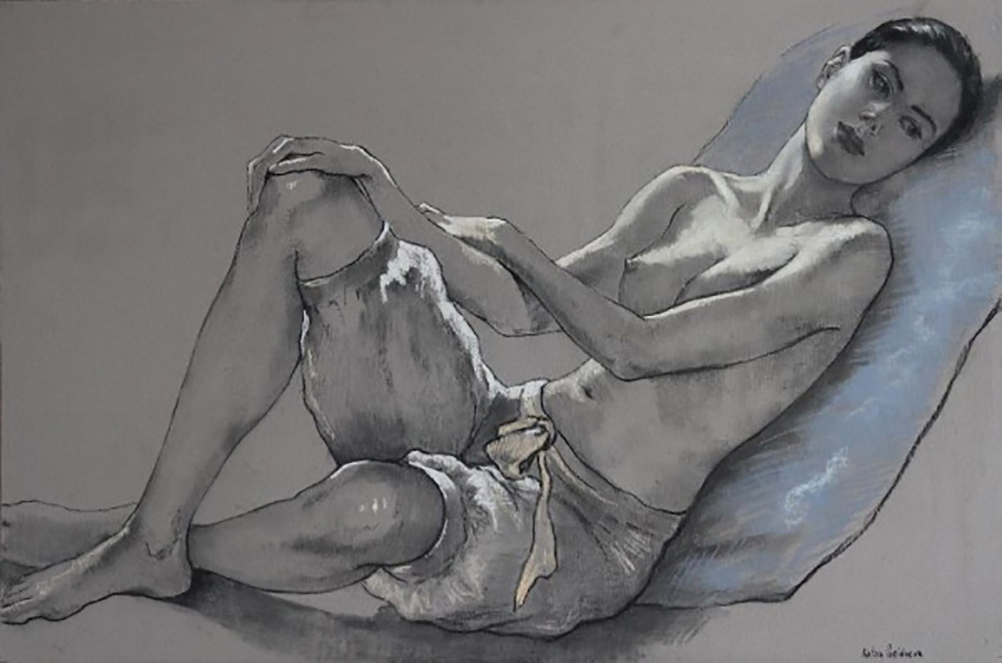 Катя Гриднева (Katya Gridneva), Картина - 36