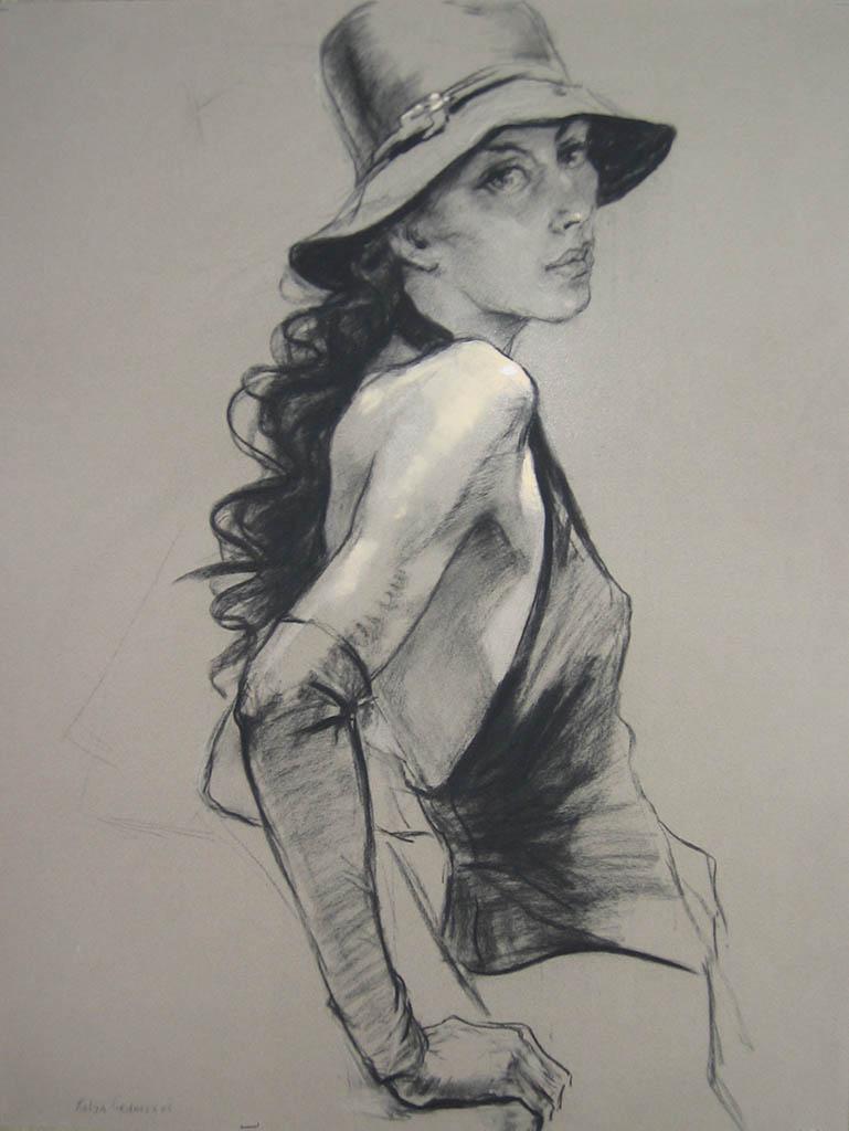 Катя Гриднева (Katya Gridneva), Картина - 9
