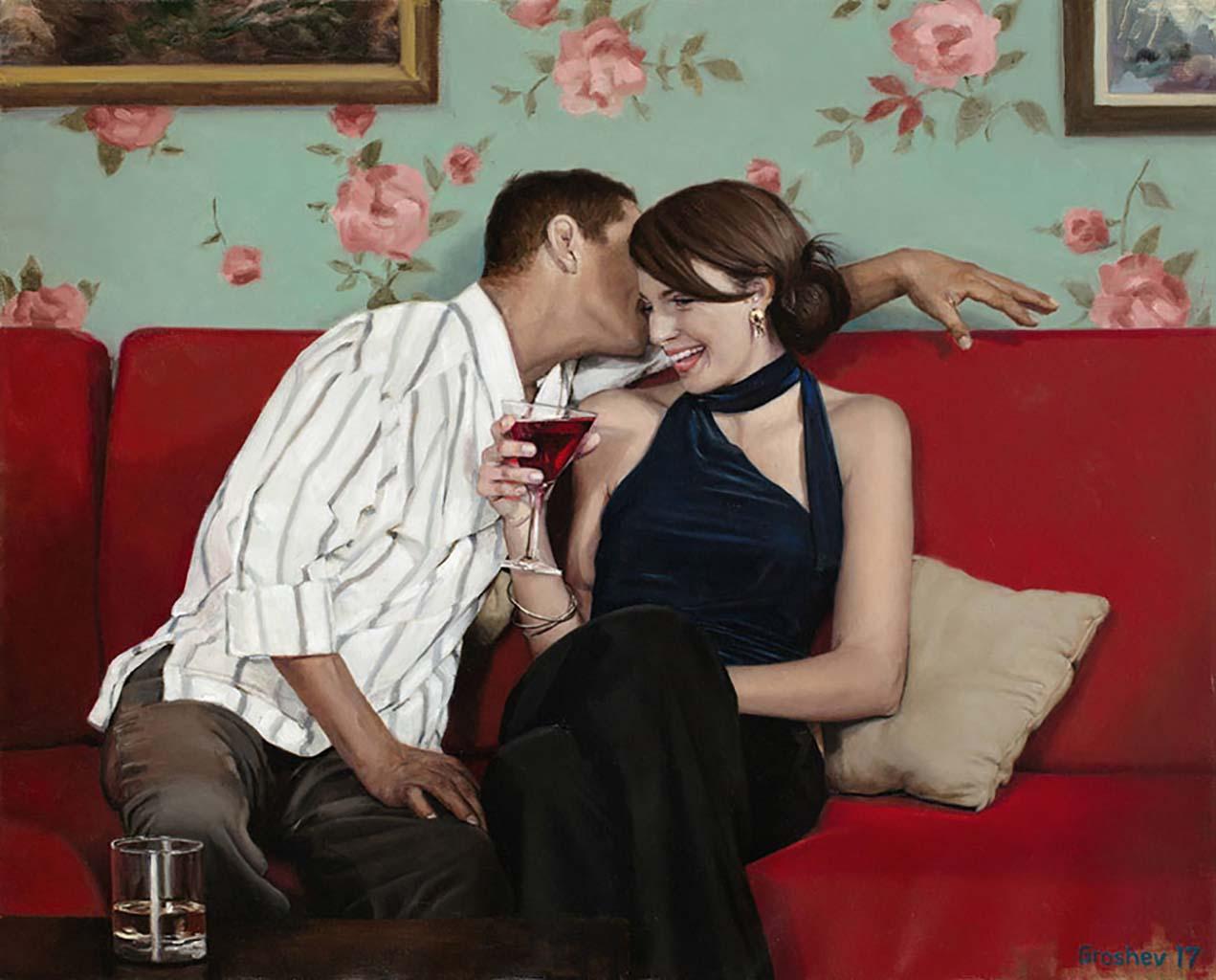 "Слава Грошев (Slava Groshev) ""Современный флирт | Modern flirting"""