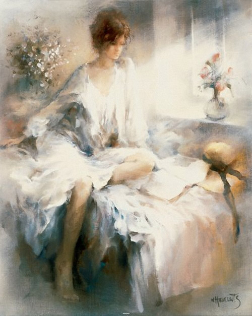 Виллем Хайенраетс (Willem Haenraets), Meditation