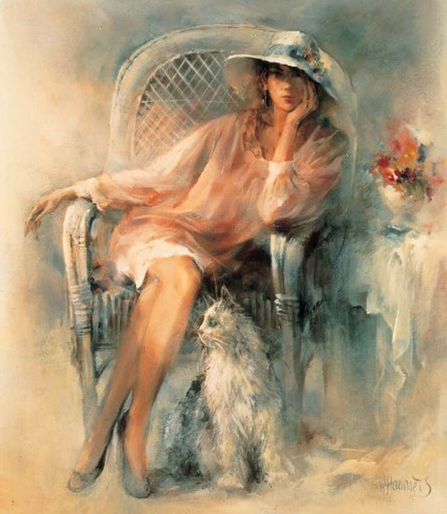 Виллем Хайенраетс (Willem Haenraets), Double beauty