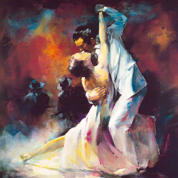 Виллем Хайенраетс (Willem Haenraets), Tango Argentino I