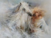Виллем Хайенраетс (Willem Haenraets), Scene in water