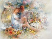 Виллем Хайенраетс (Willem Haenraets), Trip in spring
