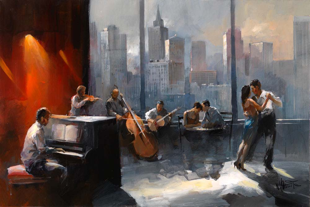 Виллем Хайенраетс (Willem Haenraets), Room with a View I