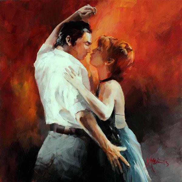 Виллем Хайенраетс (Willem Haenraets), Tango passion 2