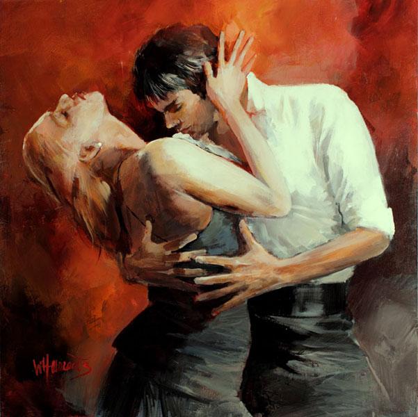 Виллем Хайенраетс (Willem Haenraets), Tango passion