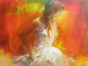 Виллем Хайенраетс (Willem Haenraets), Young Girl I