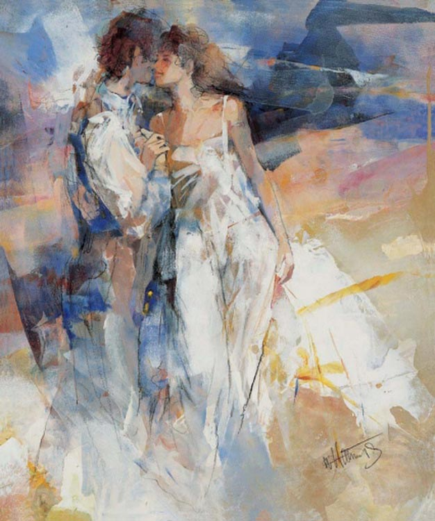 Виллем Хайенраетс (Willem Haenraets), My love II