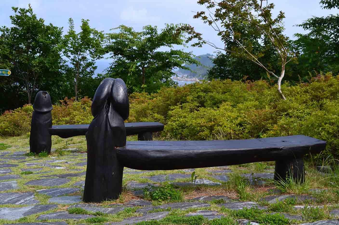 "Samcheok Haesindang Park (The Penis Park) ""Парк Хэсиндан - 22"""