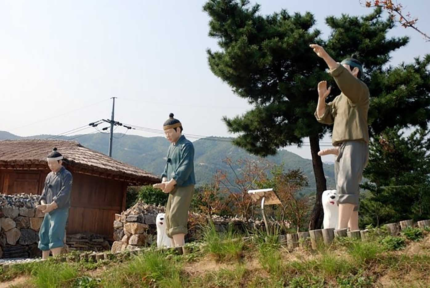 "Samcheok Haesindang Park (The Penis Park) ""Парк Хэсиндан - 24"""