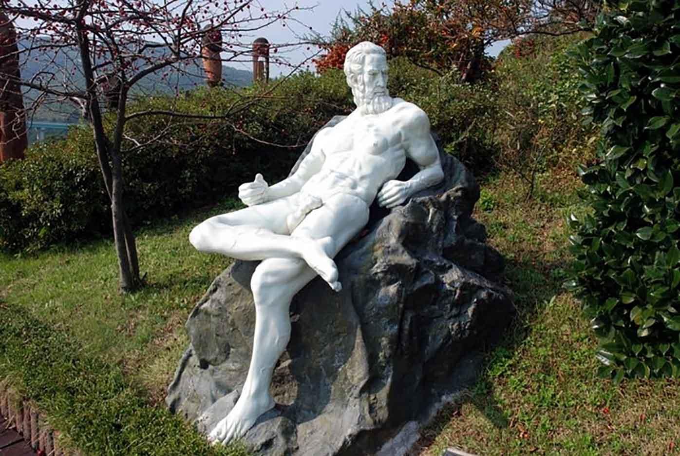 "Samcheok Haesindang Park (The Penis Park) ""Парк Хэсиндан - 28"""