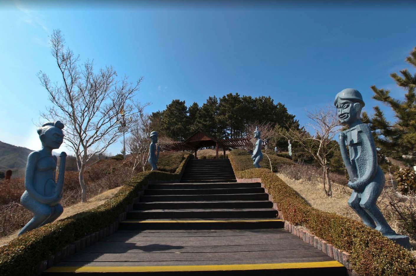 "Samcheok Haesindang Park (The Penis Park) ""Парк Хэсиндан - 2"""
