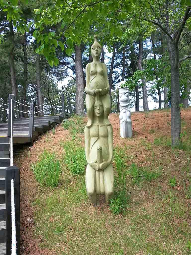 "Samcheok Haesindang Park (The Penis Park) ""Парк Хэсиндан - 32"""