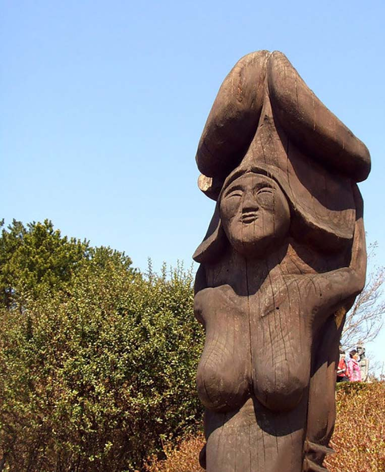 "Samcheok Haesindang Park (The Penis Park) ""Парк Хэсиндан - 43"""
