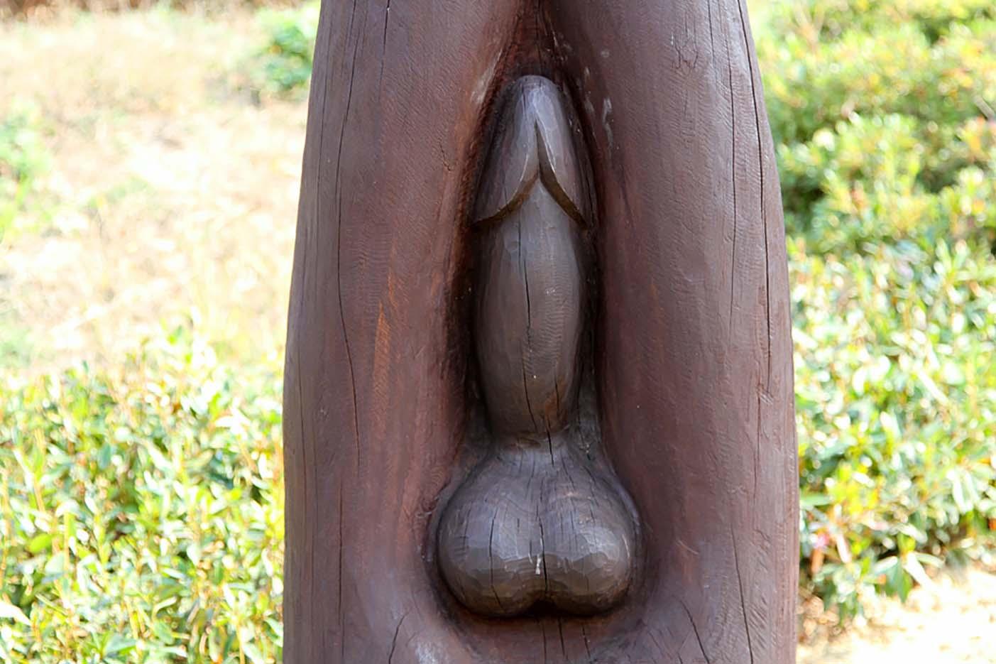 "Samcheok Haesindang Park (The Penis Park) ""Парк Хэсиндан - 45"""