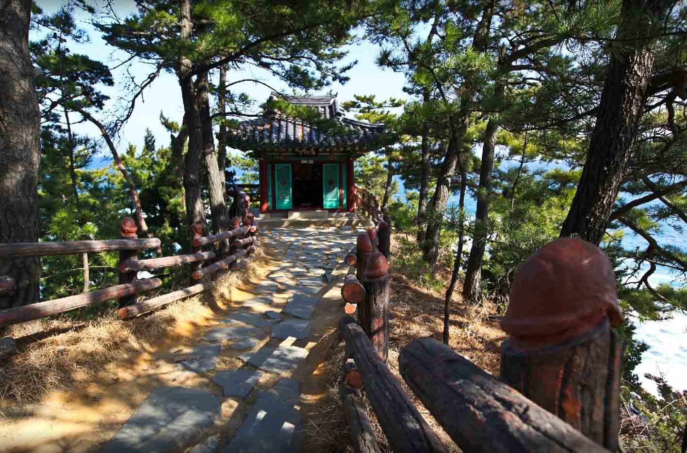 "Samcheok Haesindang Park (The Penis Park) ""Парк Хэсиндан - 4"""