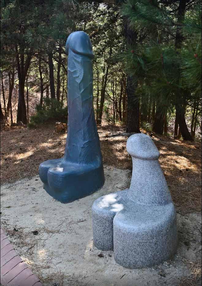 "Samcheok Haesindang Park (The Penis Park) ""Парк Хэсиндан - 54"""