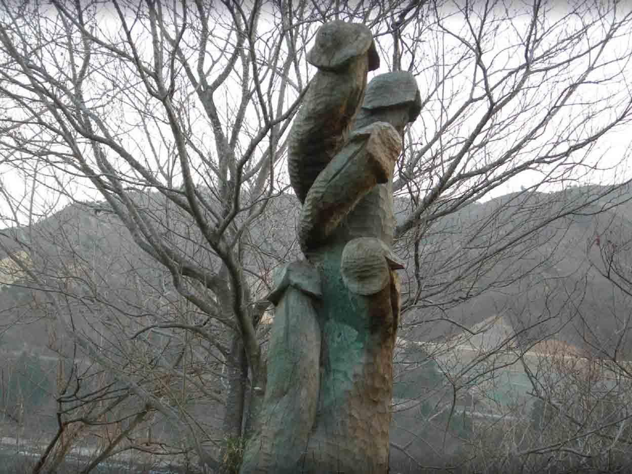 "Samcheok Haesindang Park (The Penis Park) ""Парк Хэсиндан - 55"""