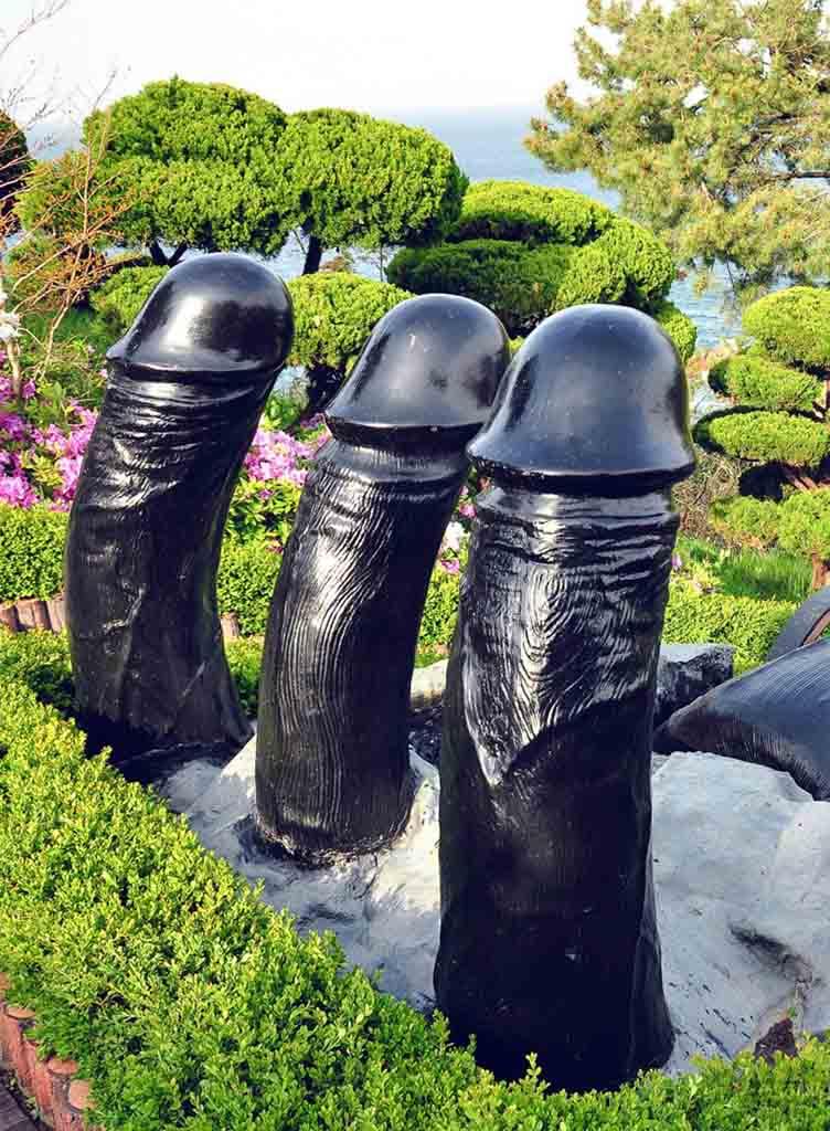 "Samcheok Haesindang Park (The Penis Park) ""Парк Хэсиндан - 59"""