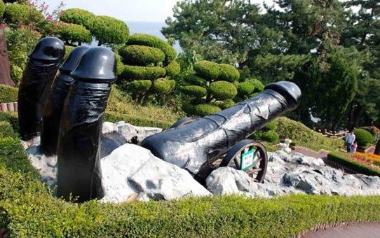 "Samcheok Haesindang Park (The Penis Park) ""Парк Хэсиндан - 60"""
