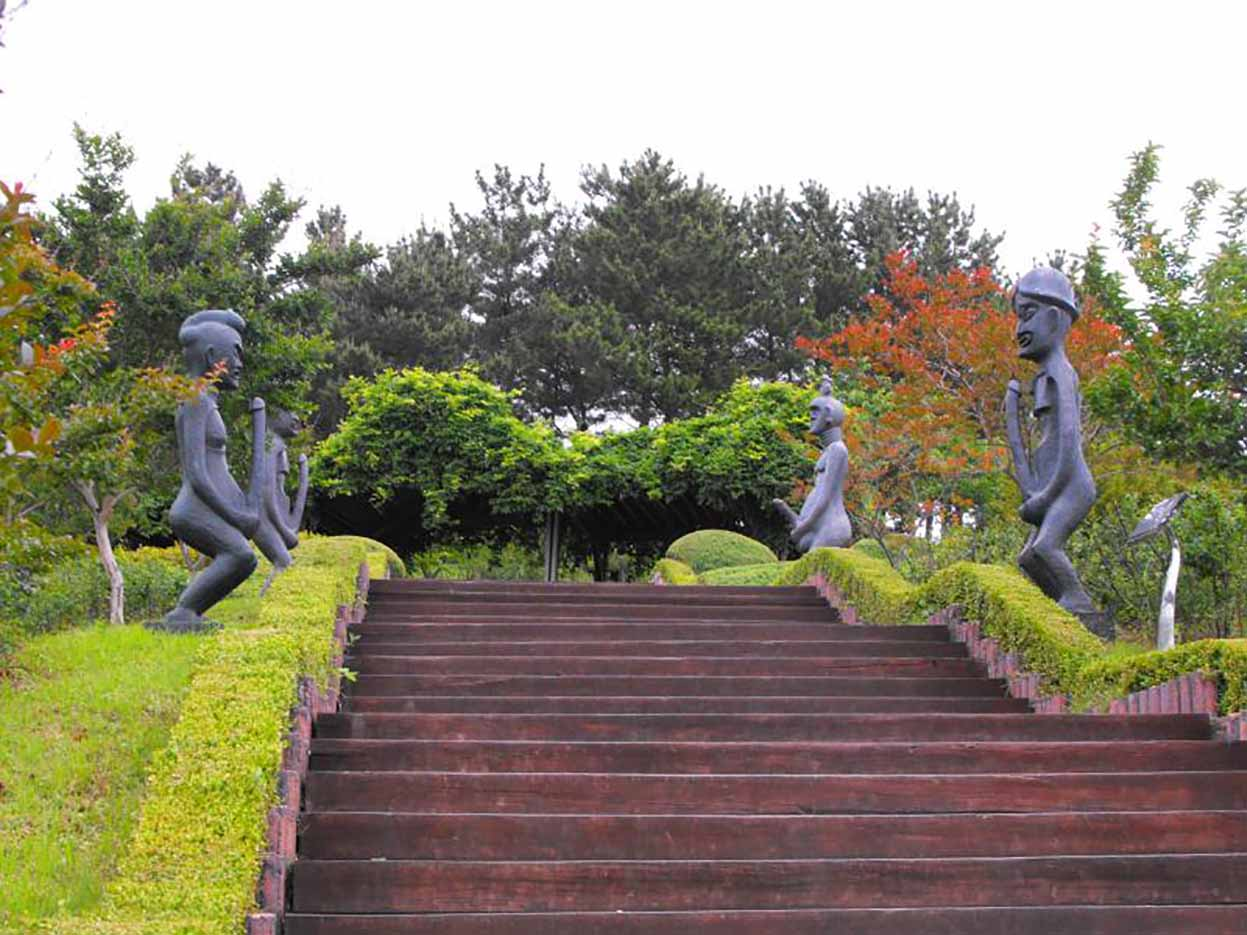 "Samcheok Haesindang Park (The Penis Park) ""Парк Хэсиндан - 7"""