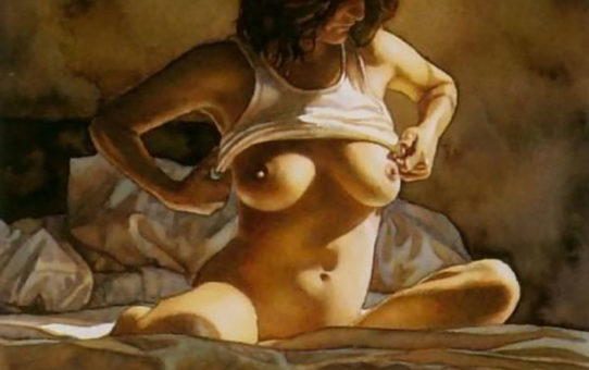 "Стив Хэнкс (Steve Hanks) ""Untitled - 101"""