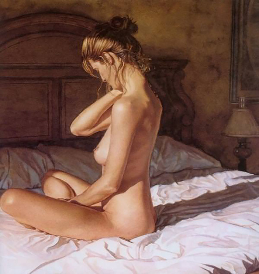 "Стив Хэнкс (Steve Hanks) ""Untitled - 115"""