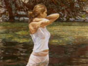 "Стив Хэнкс (Steve Hanks) ""Untitled - 127"""
