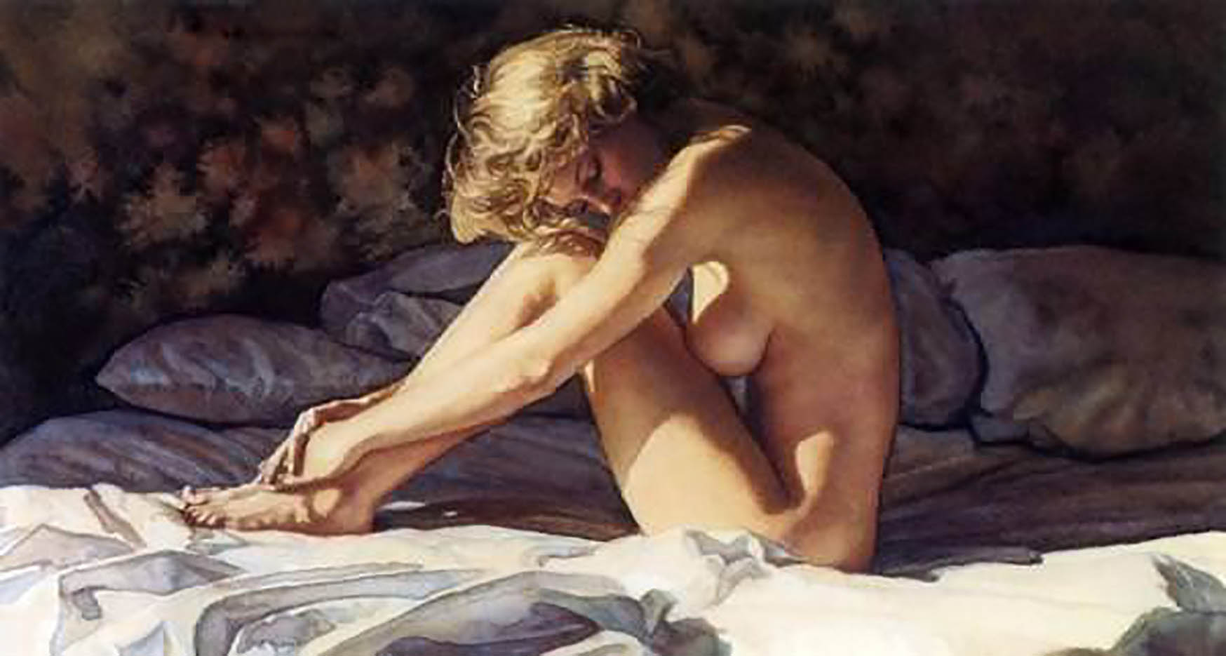 "Стив Хэнкс (Steve Hanks) ""Untitled - 128"""