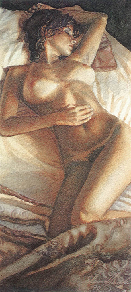 "Стив Хэнкс (Steve Hanks) ""A Summers Tan"""