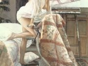 "Стив Хэнкс (Steve Hanks) ""The Artists Model"""