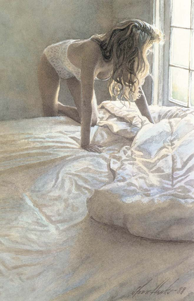 "Стив Хэнкс (Steve Hanks) ""Soft Light"""