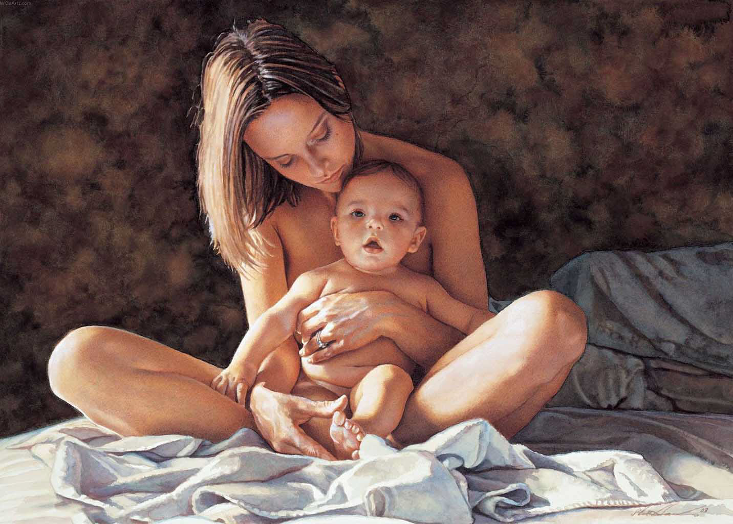 "Стив Хэнкс (Steve Hanks) ""A Mothers Pride"""