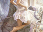 "Стив Хэнкс (Steve Hanks) ""A Winters Day"""
