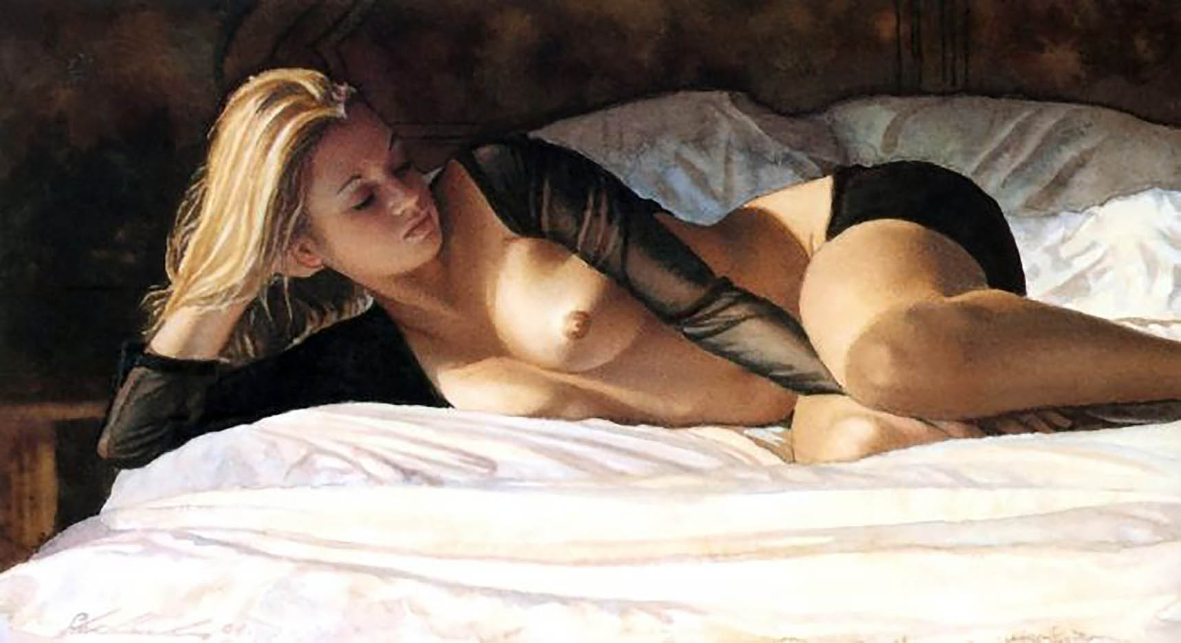 "Стив Хэнкс (Steve Hanks) ""Her Time-1"""