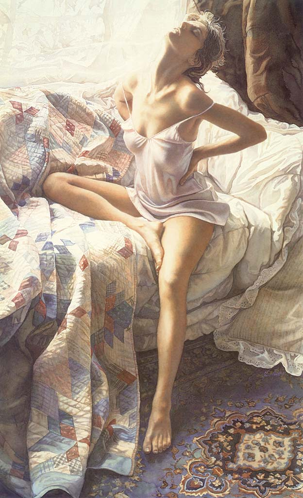 "Стив Хэнкс (Steve Hanks) ""Inspiration"""