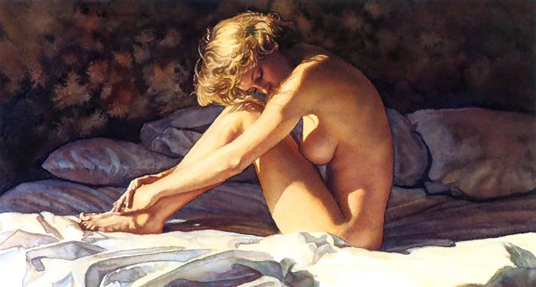 "Стив Хэнкс (Steve Hanks) ""Holding the Moment"""