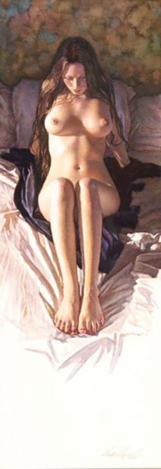 "Стив Хэнкс (Steve Hanks) ""Letting Down Her Hair"""
