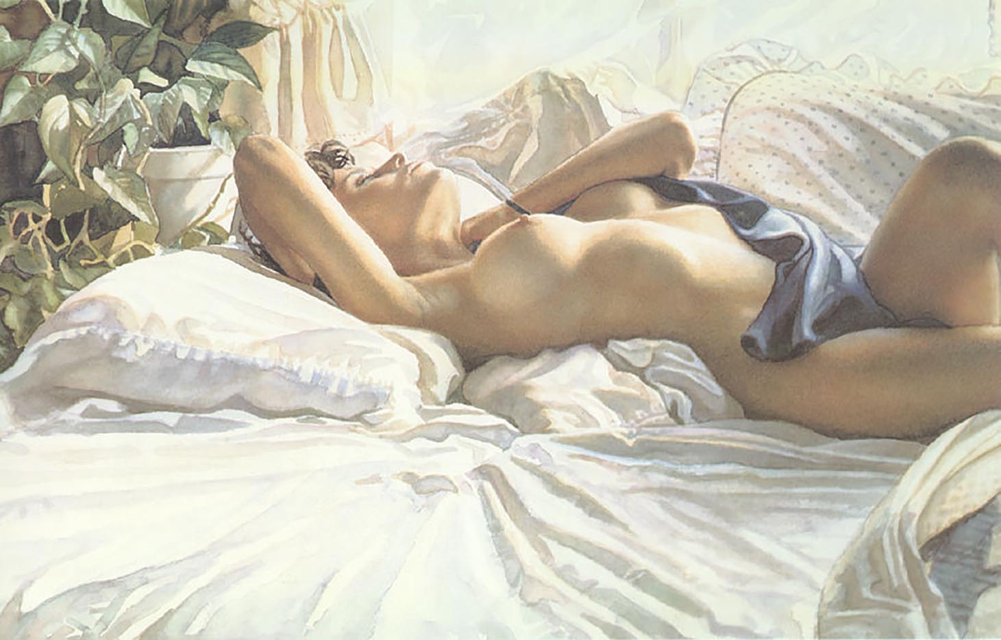 "Стив Хэнкс (Steve Hanks) ""Lost in Reverie"""