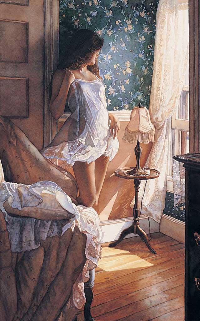 "Стив Хэнкс (Steve Hanks) ""Wind Through the Window"""