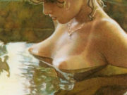 "Стив Хэнкс (Steve Hanks) ""Untitled - 90"""