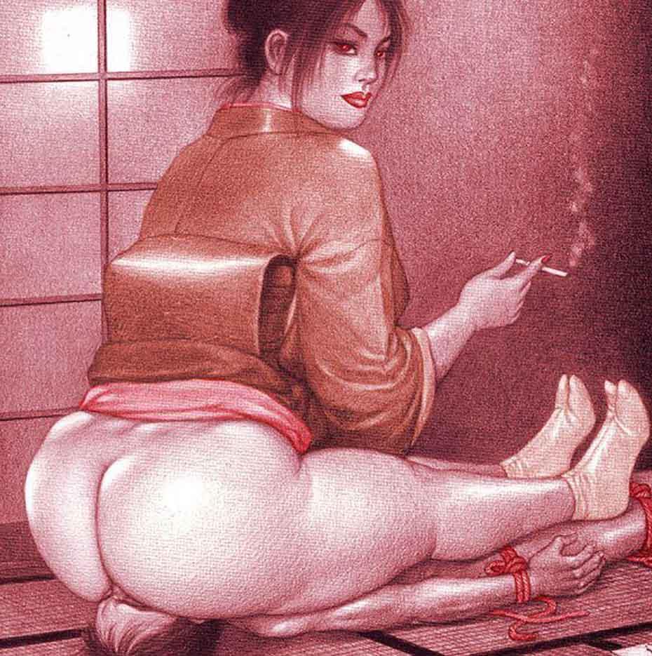 "Намио Харукава (Namio Harukawa) (Part 1) ""Artwork - 40"""
