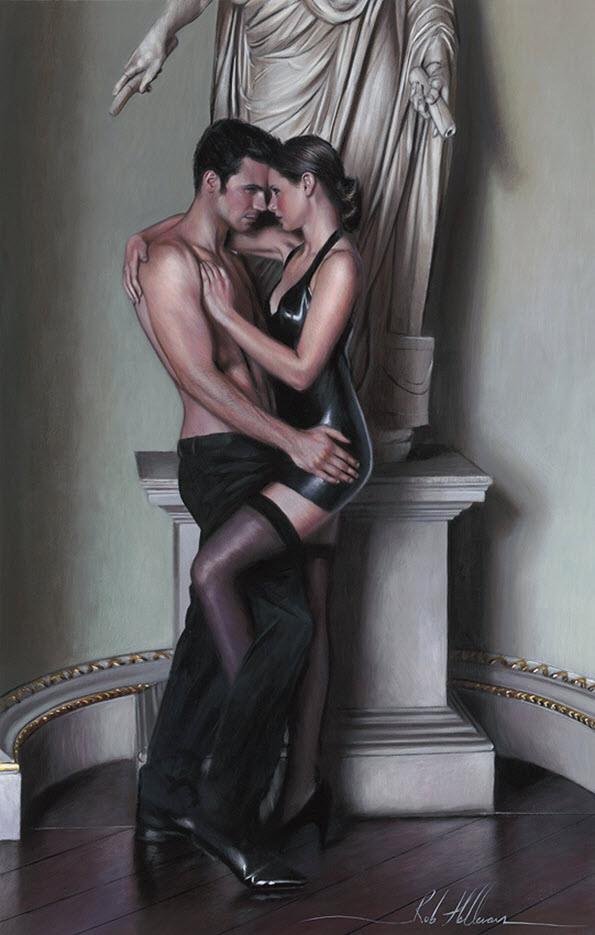 "Роб Хефферан (Rob Hefferan), ""Desire 046"""