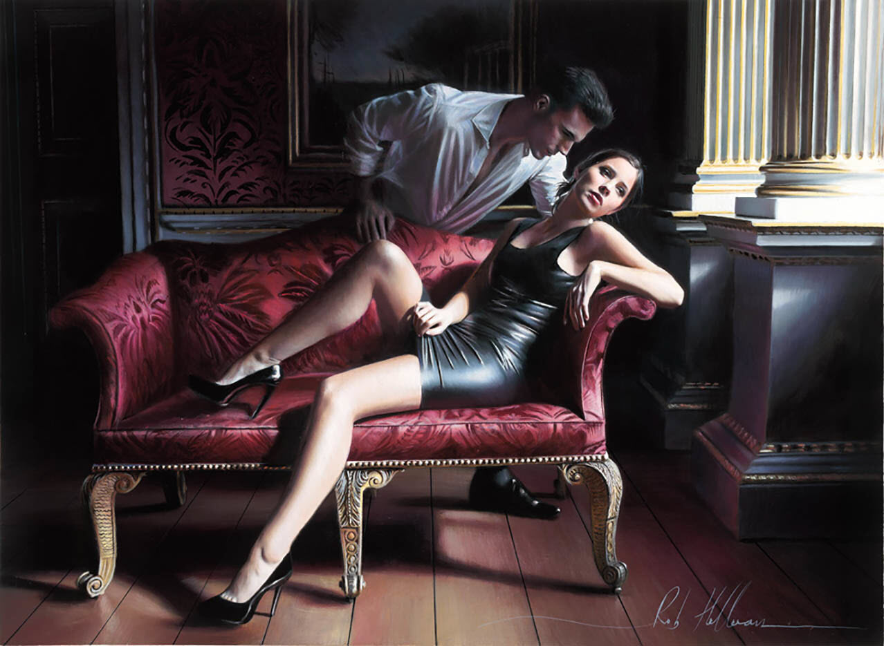 "Роб Хефферан (Rob Hefferan), ""Desire 051"""