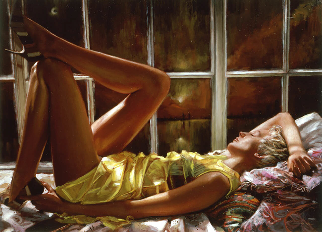 "Роб Хефферан (Rob Hefferan), ""Desire 040"""