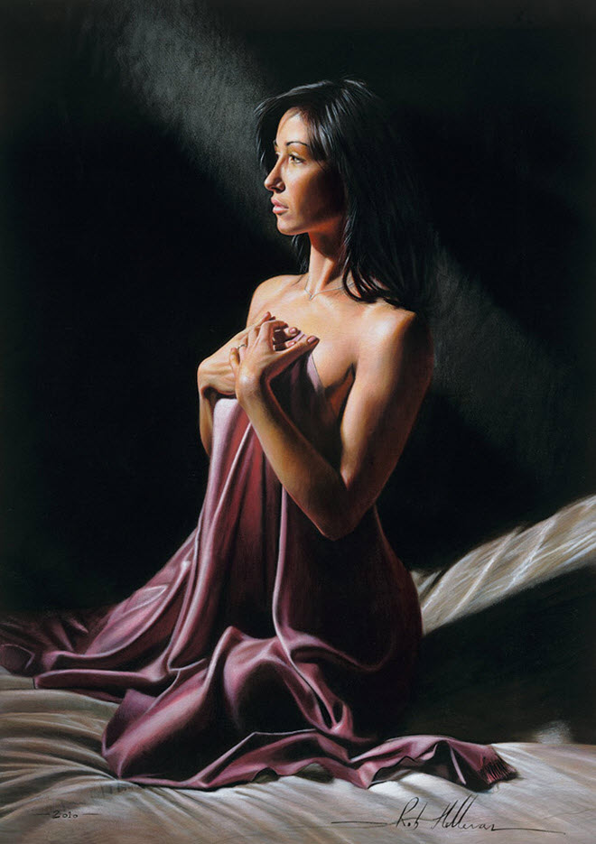"Роб Хефферан (Rob Hefferan), ""Portrait 003"""
