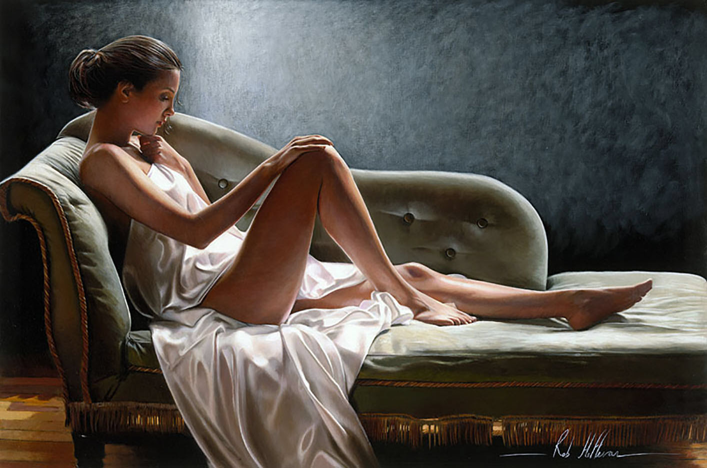 "Роб Хефферан (Rob Hefferan), ""Untitled - 50"""