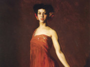 "Роберт Генри (Robert Henri) ""Spanish Dancer - Seviliana"""